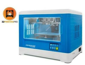 Flashforge Inventor 1 3D Printer (Dreamer 2)  2 x 0.5kg Filament IN STOCK