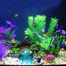 Mountain View Aquarium Rock Cave Stone Tree Bridge Fish Tank Ornament Decoration