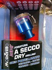 FRESA A SECCO MONTOLIT FS40 PER FORARE GRES PORCELLANATO , FORA 40MM , NUOVA