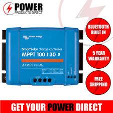 Victron SmartSolar 100/30 MPPT Solar Charge Controller - InBuilt Bluetooth