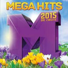 Megahits 2015-Die Zweite von Various Artists (2015)