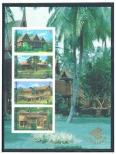 THAILAND 1997 Thai Houses S/S Imperf.