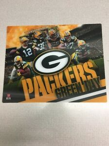 2014 Green Bay Packers Limited Edition Players Cup 3D Kwik Trip SIGN Rodgers