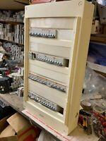 Armoire coffret tableau électrique Schneider / merlin gerin  230/380V