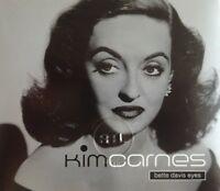 KIM CARNES : BETTE DAVID EYES ( OPM POPPY CLUB MIX ) - [ CD MAXI ]