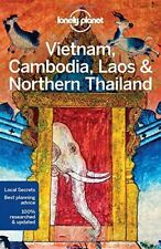 Lonely Planet Vietnam Cambodia Laos & Northern Thailand (Travel Guide) by Lonely
