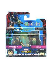 Marvel Minimates Gladiator Thor & Hela Ragnarok Movie TRU Toys R Us New
