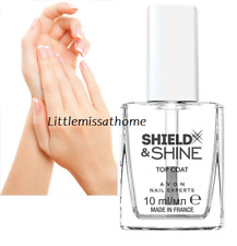 AVON NAIL EXPERTS SHIELD & SHINE TOP COAT protects colour & shiny nails