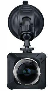 Uniden DC720 Dual Camera Lens Virtual 720° Automotive Dashcam Video Recorder