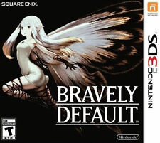 Bravely Default (Nintendo 3DS, 2014) (World Edition) New