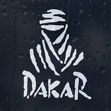 Dakar Car Bike Window Windscreen Body Panel Laptop Wall Decal Vinyl Sticker