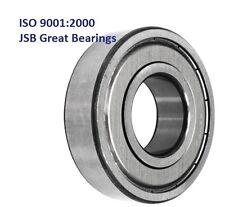ball bearings 6305-ZZ metal shields bearing 6305 2Z 6305ZZ ABEC1 / C3
