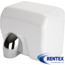 Electric Hand Dryer Auto Automatic Washroom Hand Drying Machine Rotating Nozzle