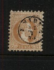 Austria -Turkey    7 i   used     catalog   $200.00     KEL0119