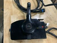 Mercury Outboard Engine Side Mount Remote Control Box With 14 Pin