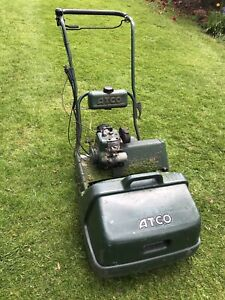 atco lawnmower Commodore B17