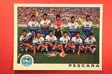 Panini Calciatori 1991/92 N 500 PESCARA SQUADRA OTTIMA