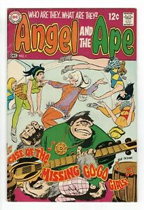Angel and the Ape - No 1 - 1968 SCARCE IN UK!!