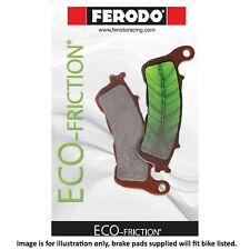 Benelli MACIS 125/150 2010 Ferodo ECO Friction Front Brake Pads