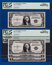Fr.1616   $1  1935 G  SILVER CERTIFICATE B 92583322 J  BUY ONE NOTE OF 18  PCGS