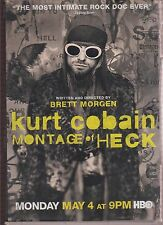 kurt cobain montage of heck dvd limited edition nirvana