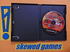 Quake III Revolution - PS2 PlayStation 2 Sony