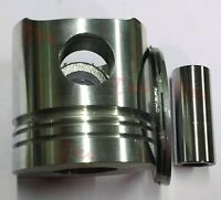 PISTON  ASSY COMPLETE WITH RING SET Lister CS 5-1 C.I. 6-1 Engine CAST IRON