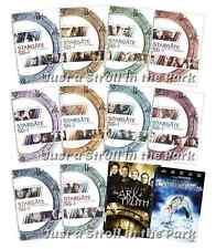 Stargate SG-1 Complete Series Seasons 1-10 + Ark of Truth & Continuum DVD Set(s)