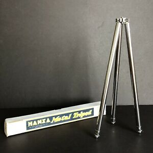 Vintage Hansa Camera Tripod Made in Japan Extended 36""