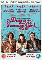 Diary of a Teenage Girl [DVD] [2015][Region 2]