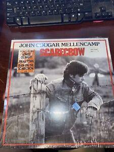 John Cougar Mellencamp- Scarecrow- Vinyl Lp VG+ To A Strong VG Condition