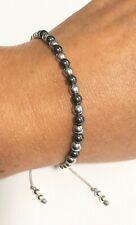 Just Gemstones Anemia & Blood Pressure Healing Balance Bracelet - Adjustable