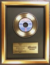MECO Star Wars Theme Cantina Band 45 Gold Non RIAA Record Award Millenium