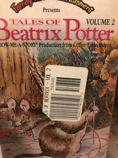 Beatrix  Potter Show Me A Story Vol. 2 VHS NEW