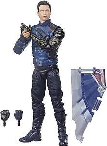 Hasbro Marvel Legends Falcon and the Winter Soldier Bucky Barnes 6 Inch Figure
