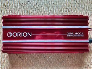 Old School Orion 250 HCCA Car Amplifier
