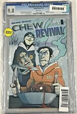 CHEW REVIVAL#1 CGC 9.8 DYNAMIC FORCES LIMITED EDITION 2014 IMAGE COMICS