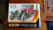 Matchbox Modellbausatz 1/32 :  Rolls Royce Phantom Mk.I