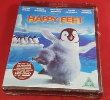Brand New and Sealed Happy Feet (HD DVD)