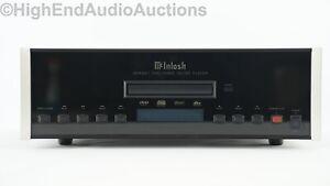 McIntosh MVP841 DVD CD Player - 220 VAC - Compact Disc - Audiophile