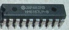 Hitachi HM6167LP-8 16K x 1 SRAM for Vintage Micro Computer Memory - WORKING - B