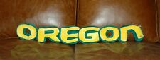 OREGON DUCKS STUFFED PLUSH SPIRIT NAME 31""