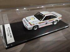 Opel manta 400 1/43 Fisher Manx rallye 1983 .realisation artisanale