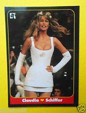 figurines figurine masters cards 43 claudia schiffer 1993 model moda modelle f v
