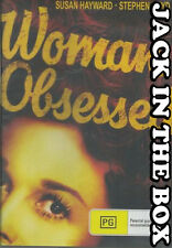 Woman Obsessed DVD NEW, FREE POSTAGE WITHIN AUSTRALIA REGION ALL