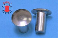 Steel Zinc Truss Head Solid Rivets 316x916 Thsr316916 100pcs