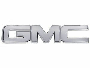 For 1999-2000 GMC C2500 Grille Emblem All Sales 15535NH
