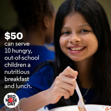$50 Charitable Donation For: Breakfast and Lunch for 10 out-of-school kids