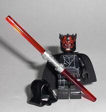 LEGO Star Wars - Darth Maul (75096) - Figur Minifig Sith Lord Jedi Knight 75096