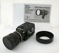 NALCOM FTL S-8 movie film camera Shinkor 1,8/6,5-65 6,5-65mm F1.8 TESTED /21